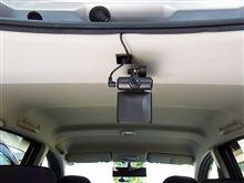 ノート リア用 ドライブレコーダー取付