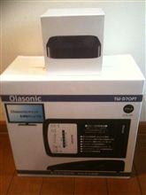 これ買いました。(Olasonic TW-D7OPT + Apple TV)