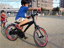 ブリヂストンレベナ(18インチ幼児自転車)