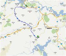 神奈川湘南方面からハチロックへの抜け道