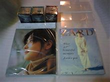 110914-4 ZARD What a beautiful memory ~forever you~ goods・・・