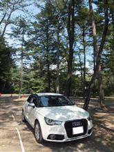 アウディA1で夏の終りの軽井沢探訪