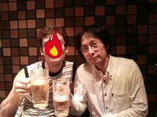 ゲ 宮脇俊郎さんと会食