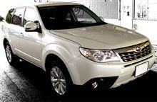 【試乗】Subaru Forester (DBA-SHJ)