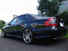 E55 AMG W211