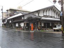 小諸市には歴史的街並みの本町
