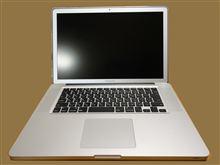 Power Book G4 から MacBook Pro へチェンジ