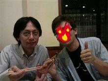 ゲ 宮脇俊郎さんと焼き肉