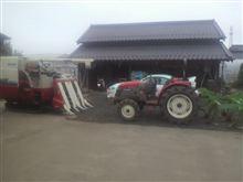 2011年稲刈り動画作りました。