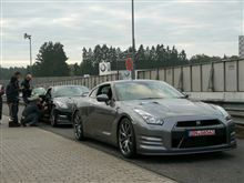 GT-R in ニュル!その5