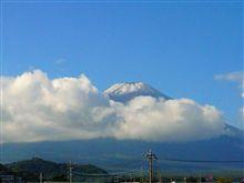 今日の富士山(9/24)