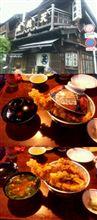 東京で天丼