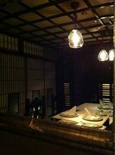 今夜は京都でお食事