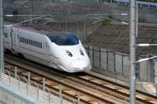 九州新幹線 試写 リコーGXR・MA12+キヤノン EF 28-300/F3.5-5.6L IS USM
