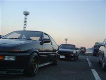 2011岡山国際 AE86 FESTIVAL 事後報告~無計画出発往路編
