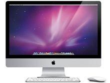 iMac 27inch Intel core i7 設置完了!