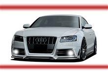Audi A5SPORTBACK ボディキット フィッティング終了(^^♪