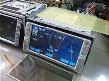 トヨタ純正、DVDナビ、CQ-XS0601C、NDDN-W56。