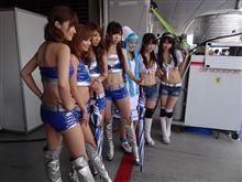 イカ娘×Ferrari 2011 in FSW?(;´д`)
