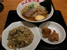 「ラーメンと炒飯セット」☆*:.。. o(≧▽≦)o .。.:*☆