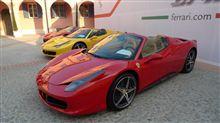 そのスポーツカーの名はフェラーリ458スパイダー。