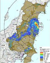 『文部科学省による埼玉県及び千葉県の航空機モニタリングの測定結果について』