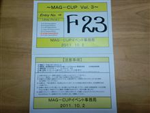 MAG-CUP (^^♪