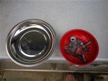 パーツ皿を買った。