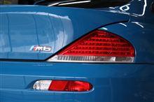 BMW M6にDRL KIT&LUXI~ッ!