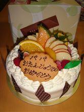 私の誕生日!