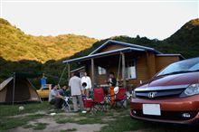 キャンプin淡路島