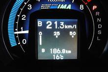 10月1日の燃費記録