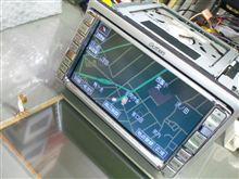 ホンダ純正、DVDナビ、CQ-XH0300C、VXD-045MC。