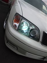 ヘッドライト進化