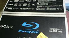 Blu-rayレコーダー修理完了!