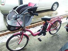 3人乗り電動アシスト自転車