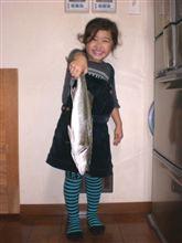 鯛釣りに行ったのに!