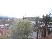 車山高原、晴れてきました