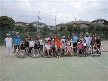 20111015 三木市緑が丘のテニススクールに♪