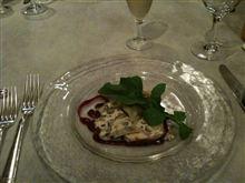 FBMの夕食ディナー
