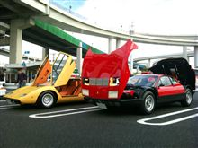 2011/10 第三日曜日 大黒PA 定例ミーティング 参加車両編