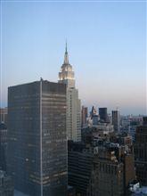 ホテルの窓辺から3 Times Square