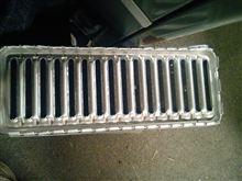 インタークーラーの圧損加工