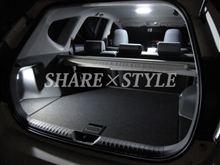 【SHARE×STYLE】プリウスαルームランプセット 売れ行き絶好調☆☆☆