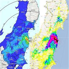 放射能汚染の実態っすか・・・。