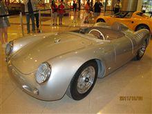 356スピードスターのフロントウインドウ