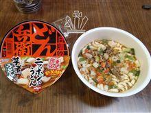 どん兵衛(芋煮)
