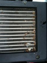 BOONのインタークーラー洗浄機能をブレーキに連動させる。
