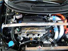 CR-Z、フィット&フリードもOK!カーボンインマニカバー2