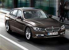 New BMW 3 Series (F30) のエンジン